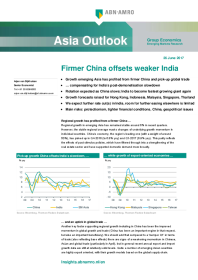 Abn Amro - Firmer China offsets weaker India