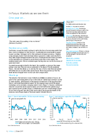 Barclays - One year on...