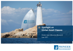 Pioneer - Spotlight on Global Asset Classes