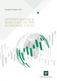 UBP - Opportunities & Risks Late In The Economic Cycle