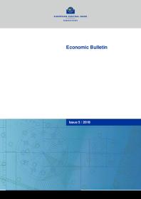 ECB - Update on economic and monetary developments