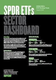 State Street Global Advisors - Sector Dashboard