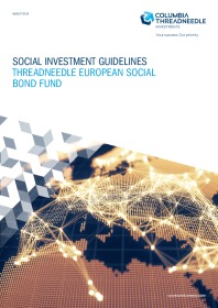 Columbia Threadneedle - Social Investment Guidelines