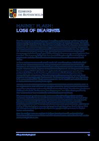 Edmond de Rothschild - Loss Of Bearings