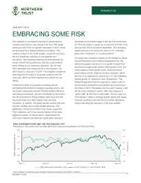 Northern Trust - Embracing Some risk