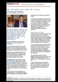 Natixis - H2O: De witte raaf onder de actieve obligatiebeleggers