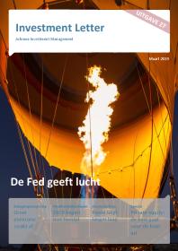 Achmea - De Fed geeft lucht Beleggingsomgeving